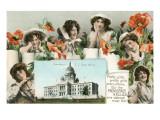 Rhode Island Belles Prints