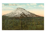 Mt. St. Helens, Washington Prints