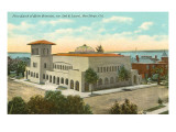 Christian Science Church, San Diego, California Prints