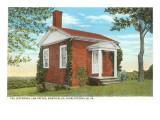 L'ufficio legale di Jefferson, Monticello, Charlottesville, Virginia Arte
