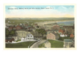 Manisses-Hotel, Block Island, Rhode Island Poster