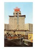 El Cortez Hotel, San Diego, California Posters