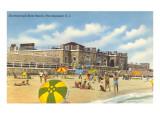 Scarborough State Beach, Narragansett, Rhode Island Poster