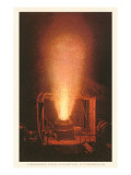 Bessemer Steel Converter, Pittsburgh, Pennsylvania Art