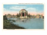 Palace of Fine Arts, San Francisco, California Prints