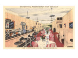 Southern Grill, Fredericksburg, Virginia Poster