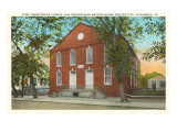 Presbyterian Church, Alexandria, Virginia Prints