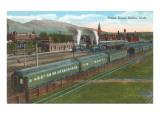 Union Depot, Ogden, Utah Posters