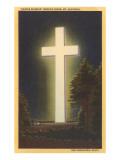 Easter Sunrise Service Cross, San Francisco, California Kunst