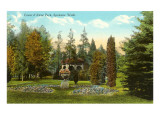 Coeur d'Alene Park, Spokane, Washington Prints