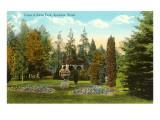Coeur d'Alene Park, Spokane, Washington Prints