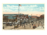 Shipyard, Newport News, Virginia Prints
