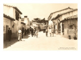 Spanish Village, Balboa Park, San Diego, California Prints