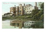 Gray-Crag, Clark Residence, Newport, Rhode Island Posters