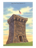 Ethan Allen Tower, Burlington, Vermont Poster