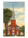 Unitarian Church, Burlington, Vermont Art