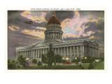 State Capitol, Salt Lake City, Utah Art