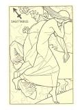 Sagittarius, the Centaur Print