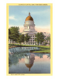 State Capitol, Salt Lake City, Utah Prints