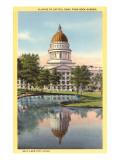 State Capitol, Salt Lake City, Utah Posters