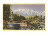 Mt. Timpanogos, Provo, Utah Prints