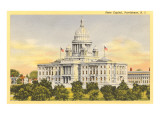 State Capitol, Providence, Rhode Island Prints