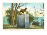 Catamount Monument, Bennington, Vermont Print
