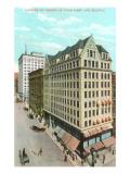 Cherry Street, Seattle, Washington Prints