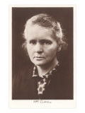 Photograph of Madame Curie Poster