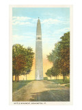 Battle Monument, Bennington, Vermont Prints