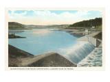 Quemahoning Dam, Pennsylvania Print