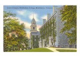 Middlebury College, Middlebury, Vermont Posters
