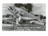 Walleye Capital of the World Art