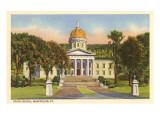State Capitol, Montpelier, Vermont Art