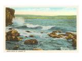Rocky Point, St. Albans, Vermont Prints