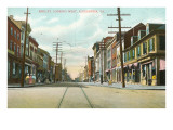 King Street, Alexandria, Virginia Poster