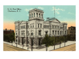 Post Office, Charleston, South Carolina Prints