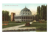 Salt Palace, Salt Lake City, Utah Prints