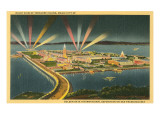 San Francisco World's Fair, Treasure Island Poster