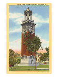 Carrie Tower, Brown University, Providence, Rhode Island Posters