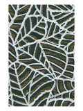 Reticulated Leaf Patterns Prints