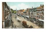 Main Street, Brattleboro, Vermont Art