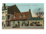 Washington's Headquarters, Richmond, Virginia Prints