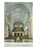 Cathedral Interior, Richmond, Virginia Posters