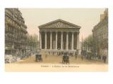 Church of the Magdalene, Paris, France Prints