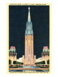 Exposition Tower, San Francisco World's Fair Prints