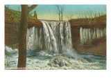 Cascades near Green Bay, Wisconsin Posters
