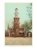 Christ Church, Alexandria, Virginia Poster