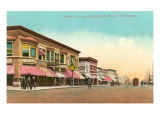 Hewitt Avenue, Everett, Washington Posters