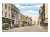 King Street, Charleston, South Carolina Prints